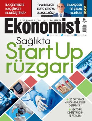 Ekonomist 2019-05-18