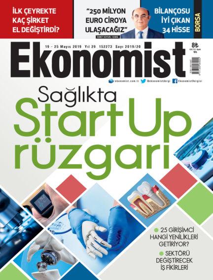 Ekonomist May 18, 2019 00:00