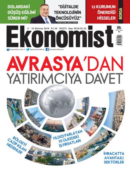 Ekonomist June 03, 2019 00:00
