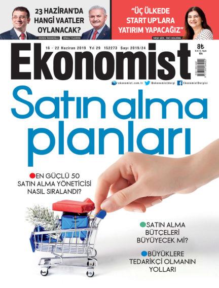 Ekonomist June 15, 2019 00:00