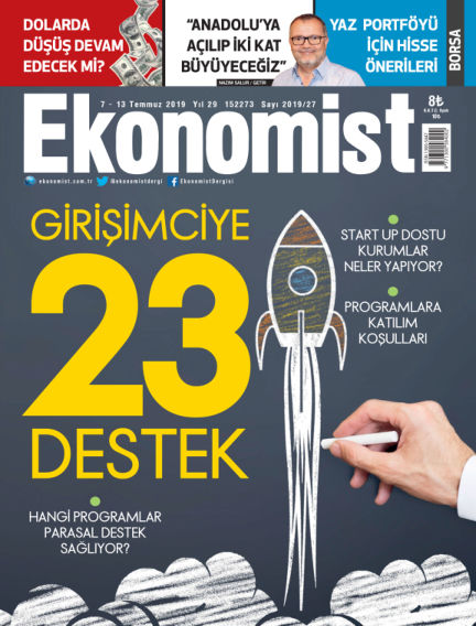 Ekonomist July 08, 2019 00:00