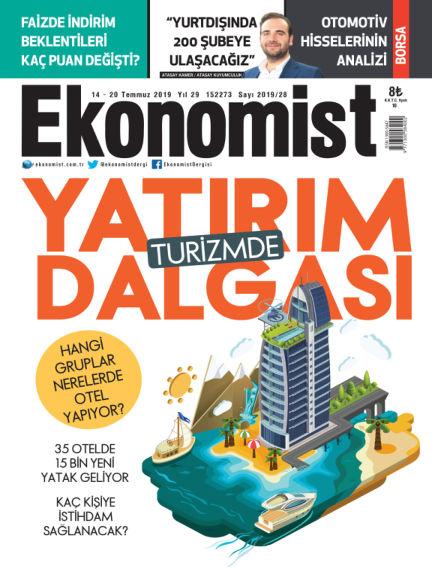 Ekonomist July 12, 2019 00:00