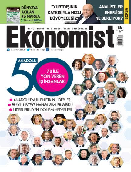 Ekonomist July 20, 2019 00:00