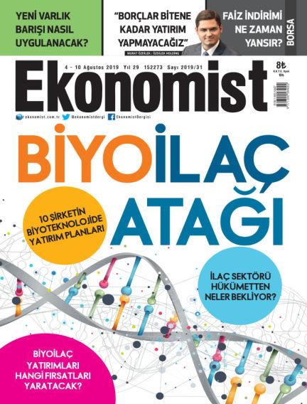 Ekonomist August 03, 2019 00:00