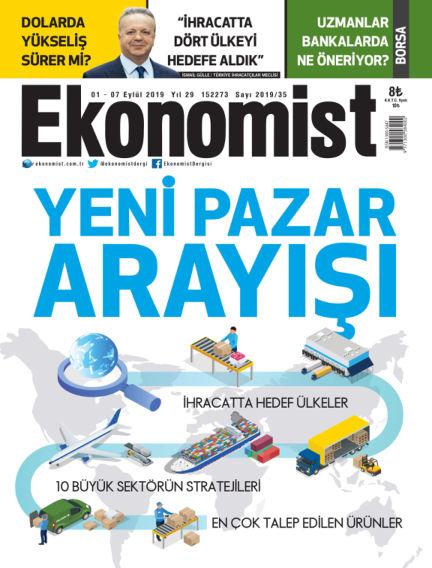 Ekonomist August 30, 2019 00:00