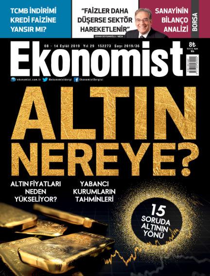 Ekonomist September 07, 2019 00:00