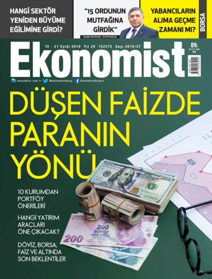 Ekonomist September 13, 2019 00:00