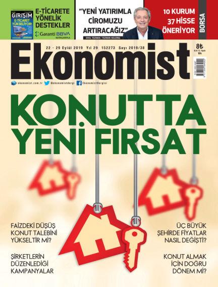 Ekonomist September 21, 2019 00:00