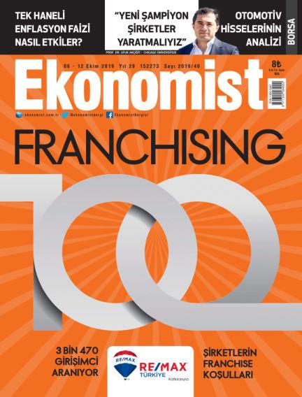 Ekonomist October 09, 2019 00:00