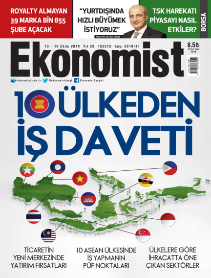 Ekonomist October 13, 2019 00:00