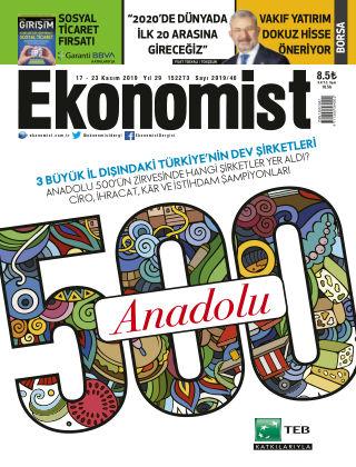 Ekonomist 2019-11-20