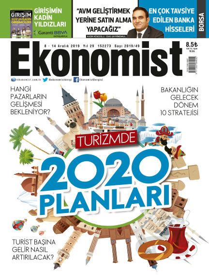 Ekonomist December 07, 2019 00:00