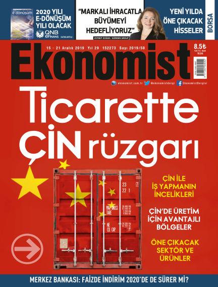 Ekonomist December 14, 2019 00:00