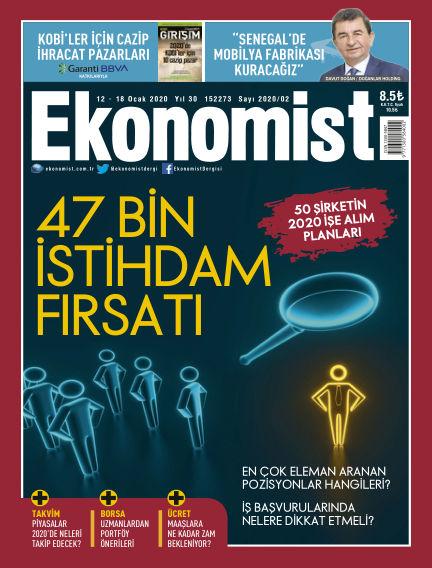 Ekonomist January 11, 2020 00:00