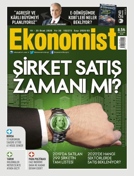 Ekonomist January 18, 2020 00:00