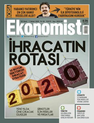 Ekonomist 2020-01-25