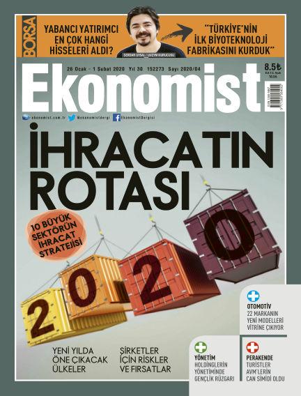 Ekonomist January 25, 2020 00:00