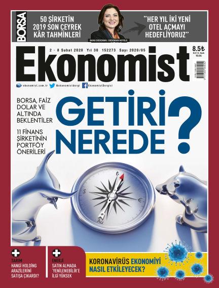 Ekonomist January 31, 2020 00:00