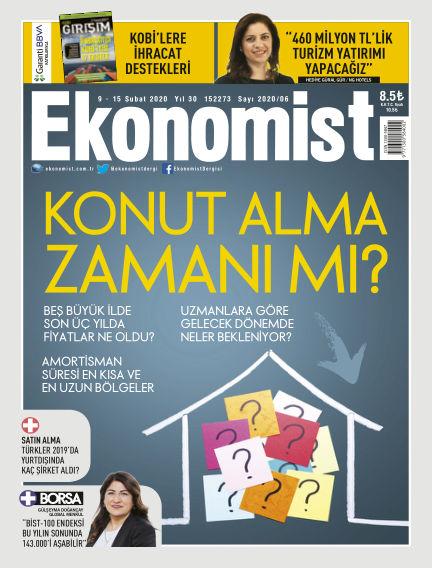 Ekonomist February 08, 2020 00:00