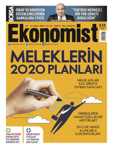 Ekonomist February 14, 2020 00:00