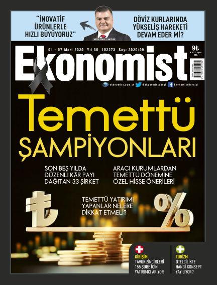 Ekonomist February 29, 2020 00:00