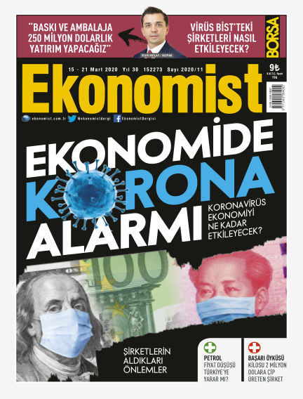 Ekonomist March 15, 2020 00:00