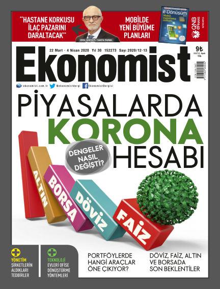 Ekonomist March 21, 2020 00:00