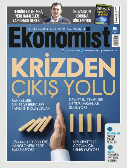 Ekonomist April 06, 2020 00:00