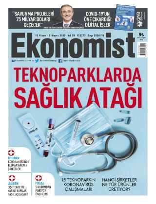 Ekonomist 2020-04-18