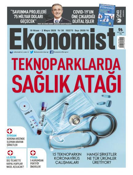 Ekonomist April 18, 2020 00:00
