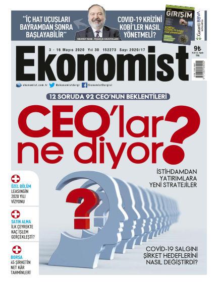 Ekonomist May 03, 2020 00:00