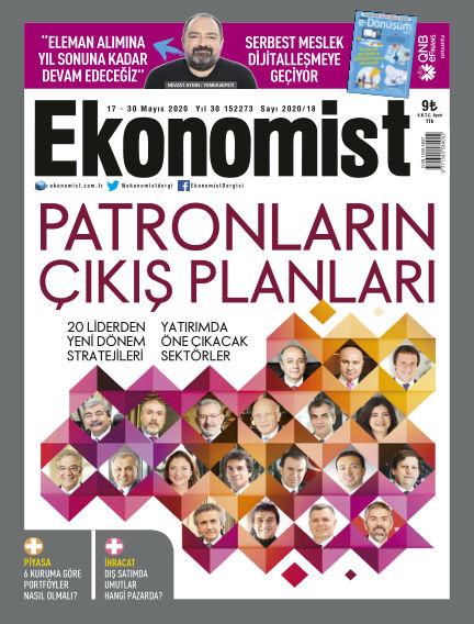 Ekonomist May 18, 2020 00:00