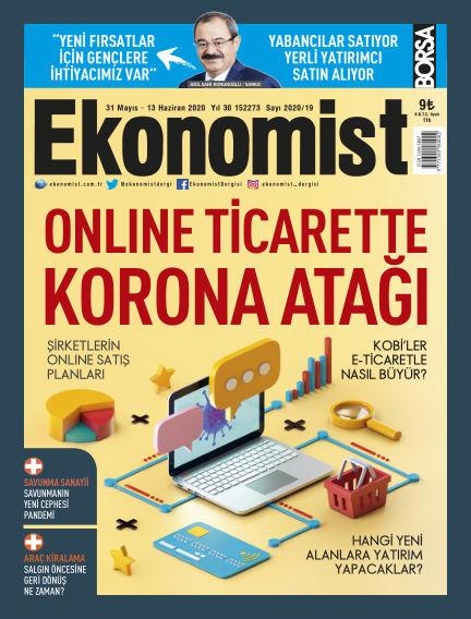 Ekonomist June 01, 2020 00:00