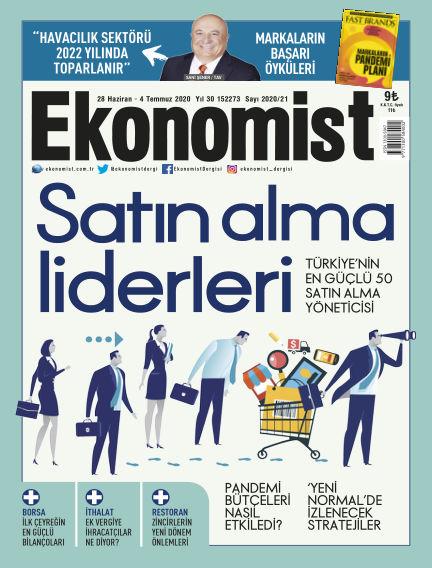Ekonomist June 27, 2020 00:00