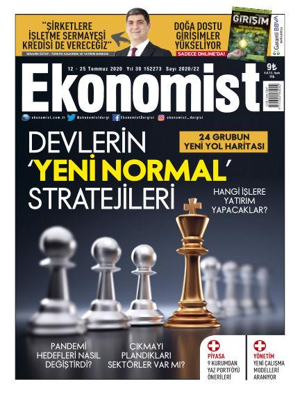 Ekonomist July 11, 2020 00:00