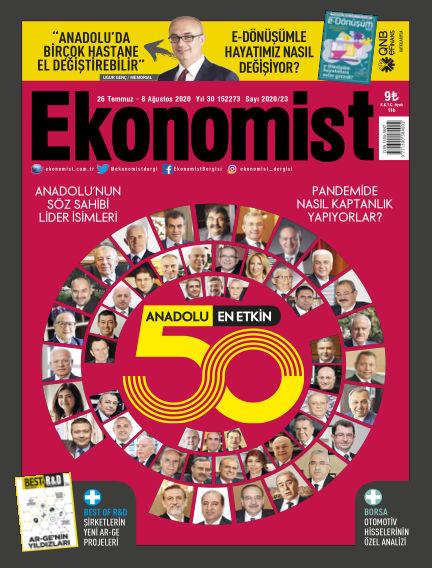 Ekonomist July 24, 2020 00:00