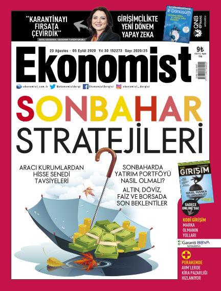 Ekonomist August 23, 2020 00:00