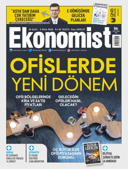 Ekonomist September 19, 2020 00:00
