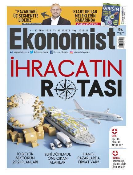 Ekonomist October 05, 2020 00:00