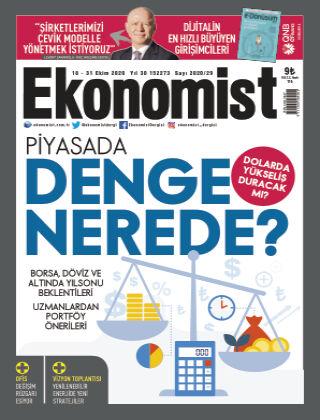 Ekonomist 2020-10-18