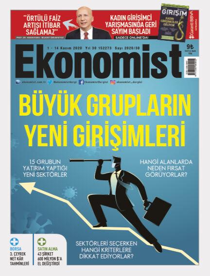 Ekonomist November 01, 2020 00:00