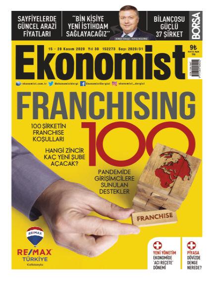 Ekonomist November 15, 2020 00:00