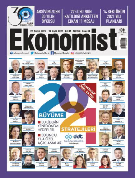 Ekonomist December 26, 2020 00:00
