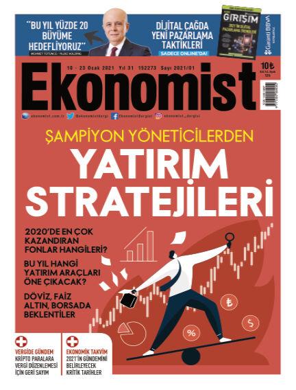 Ekonomist January 09, 2020 00:00