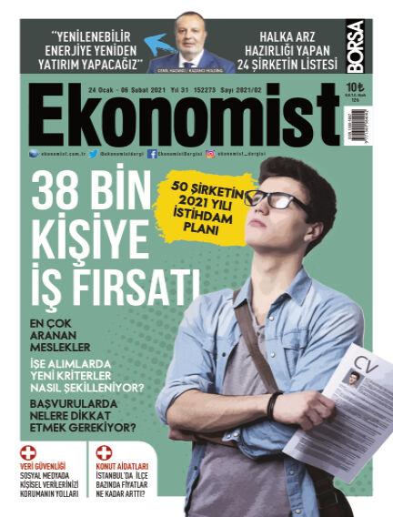 Ekonomist January 23, 2021 00:00