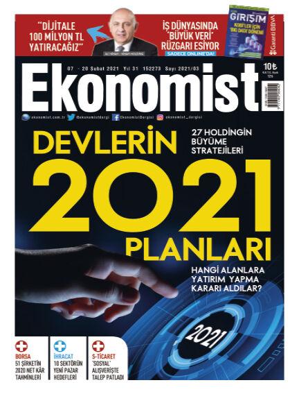 Ekonomist February 06, 2021 00:00