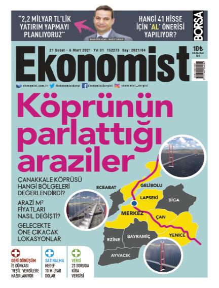 Ekonomist February 20, 2021 00:00
