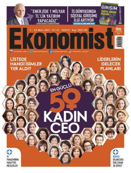 Ekonomist March 06, 2021 00:00