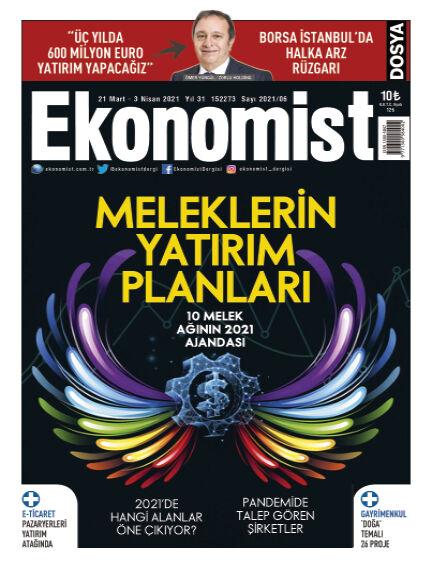 Ekonomist March 20, 2021 00:00