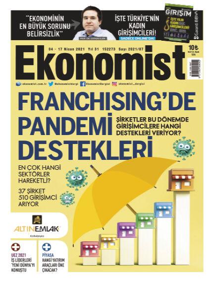 Ekonomist April 03, 2021 00:00